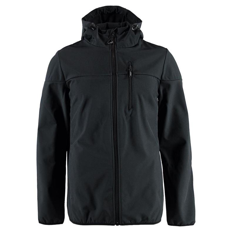 Brunotti Blocked Men Jacket (Black) - MEN JACKETS - Brunotti online shop