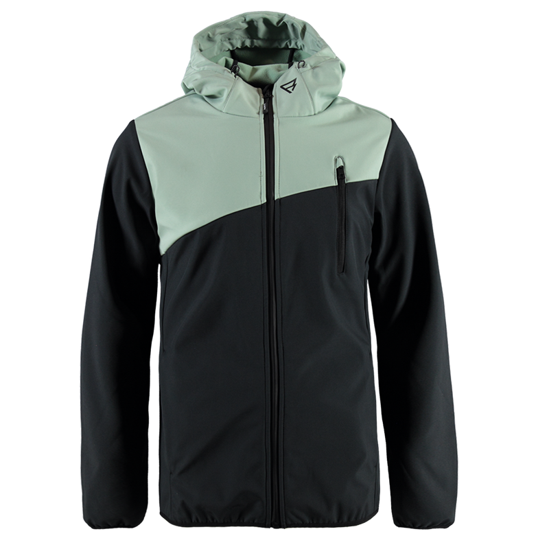 Brunotti Casey Men Jacket (Zwart) - HEREN JASSEN - Brunotti online shop