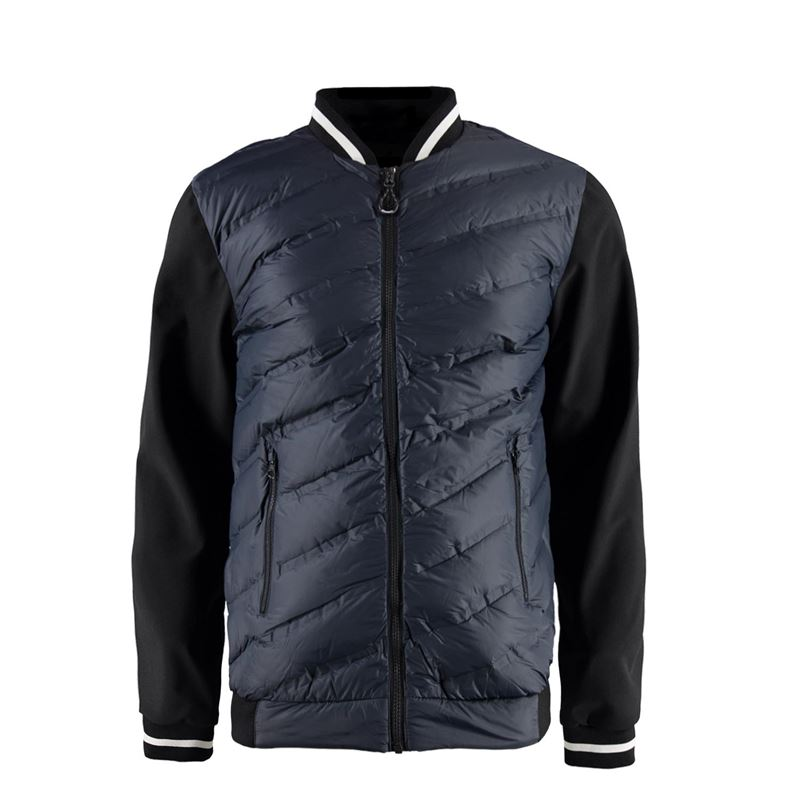 Brunotti Chad Men Jacket (Zwart) - HEREN JASSEN - Brunotti online shop