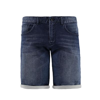 Brunotti Wall street Men Jog jeans short. Available in 28,29,30,31,33,34,36 (1711026002-0526)