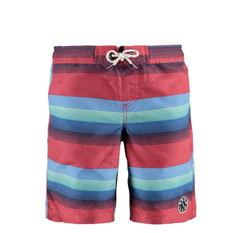 Brunotti Boardwalk  (rood) - heren zwemshorts - Brunotti online shop