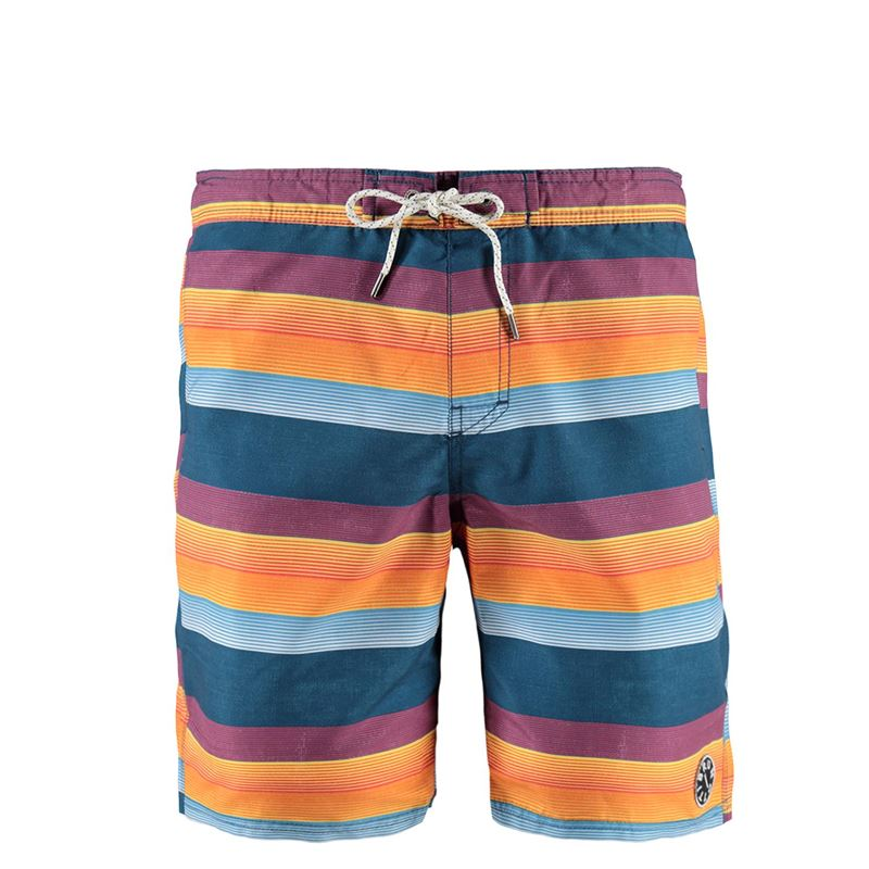 Brunotti Boardwalk Men Shorts (Blau) - HERREN SCHWIMMSHORTS - Brunotti online shop