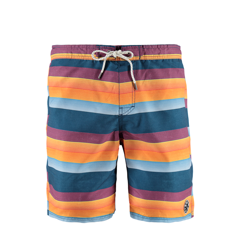 Brunotti Boardwalk Men Shorts (Blue) - MEN SWIMSHORTS - Brunotti online shop