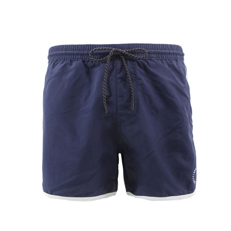 Brunotti Calbero Men Shorts (Blue) - MEN SWIMSHORTS - Brunotti online shop