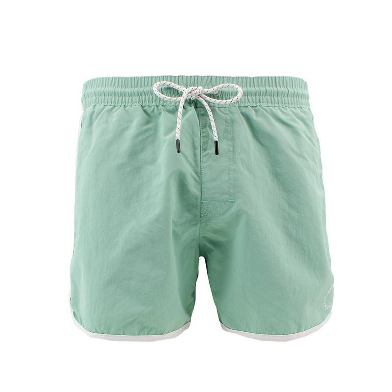 Brunotti Calbero Men Shorts (Blauw) - HEREN ZWEMSHORTS - Brunotti online shop