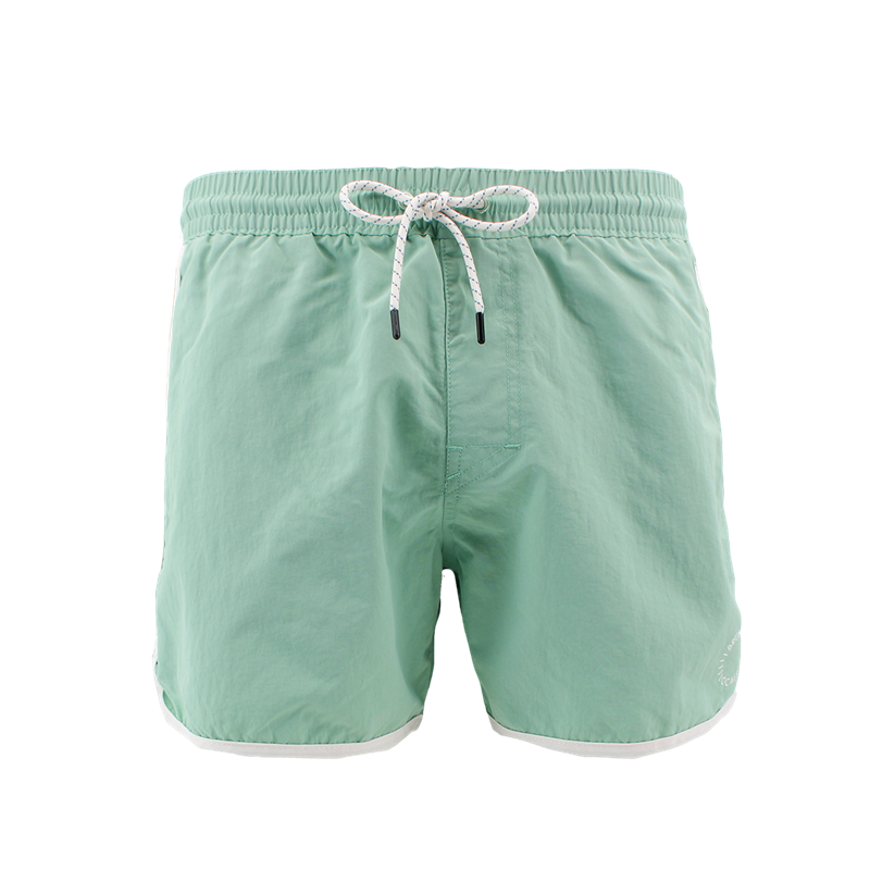 Brunotti Calbero Men Shorts (Blauw) - HEREN ZWEMSHORTS - Brunotti online shop