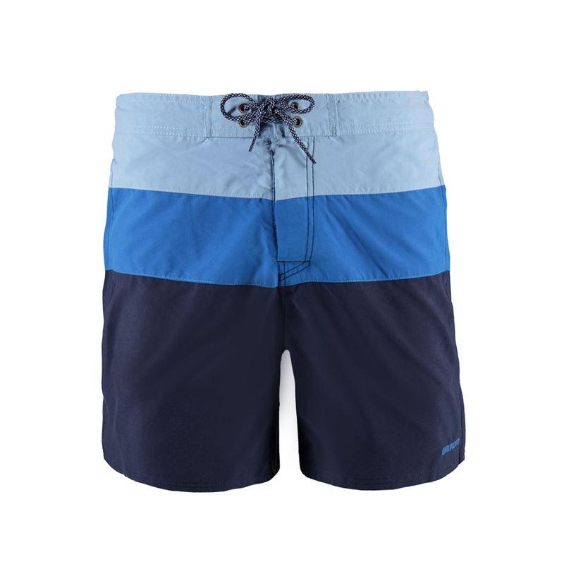Brunotti Catamaran  (blauw) - heren zwemshorts - Brunotti online shop