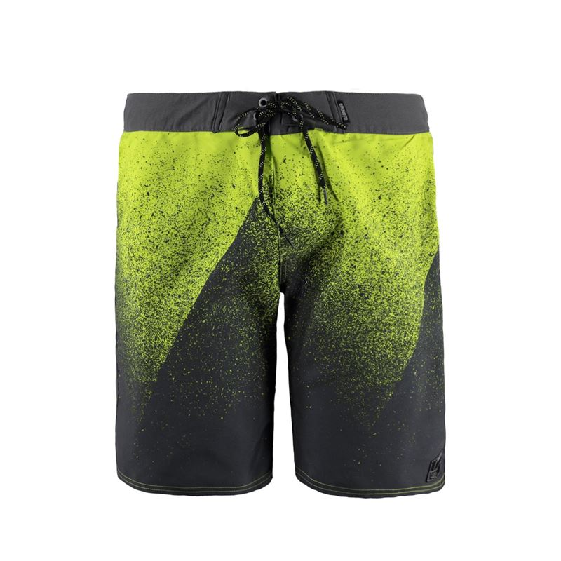 Brunotti Element Men Shorts (Green) - MEN SWIMSHORTS - Brunotti online shop