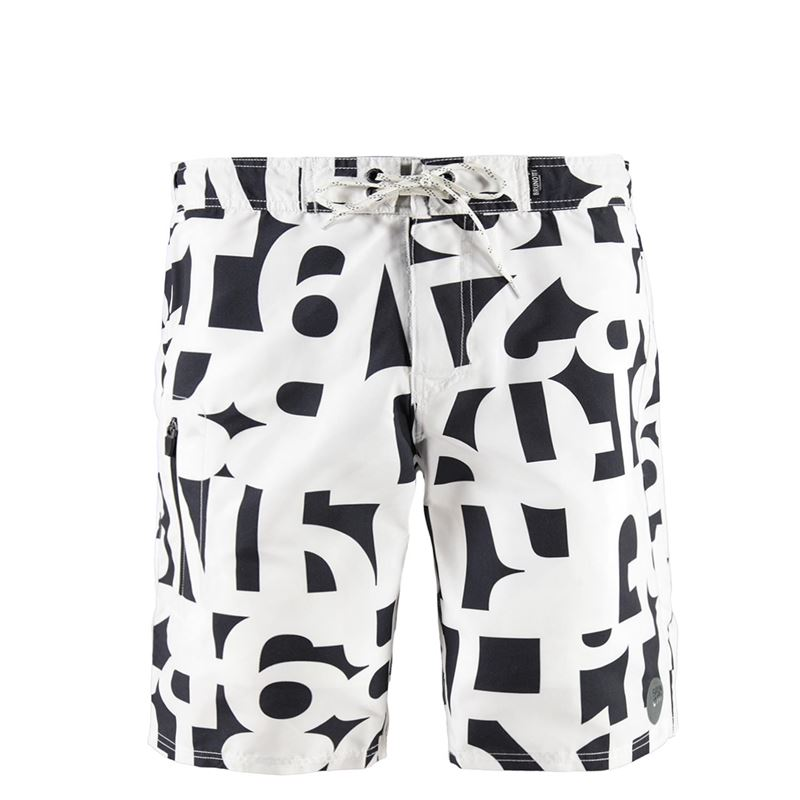 Brunotti Freeboard Men Shorts (Black) - MEN SWIMSHORTS - Brunotti online shop