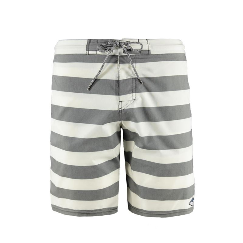 Brunotti Harbour  (grey) - men swimshorts - Brunotti online shop