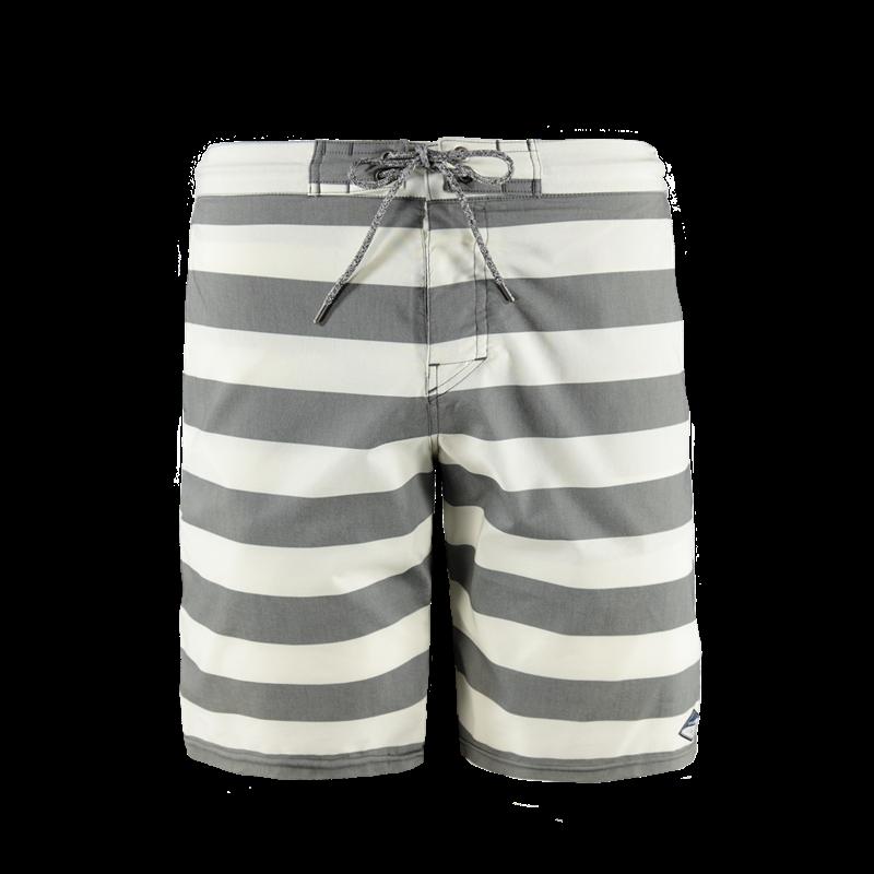 Brunotti Harbour Men Shorts (Grey) - MEN SWIMSHORTS - Brunotti online shop