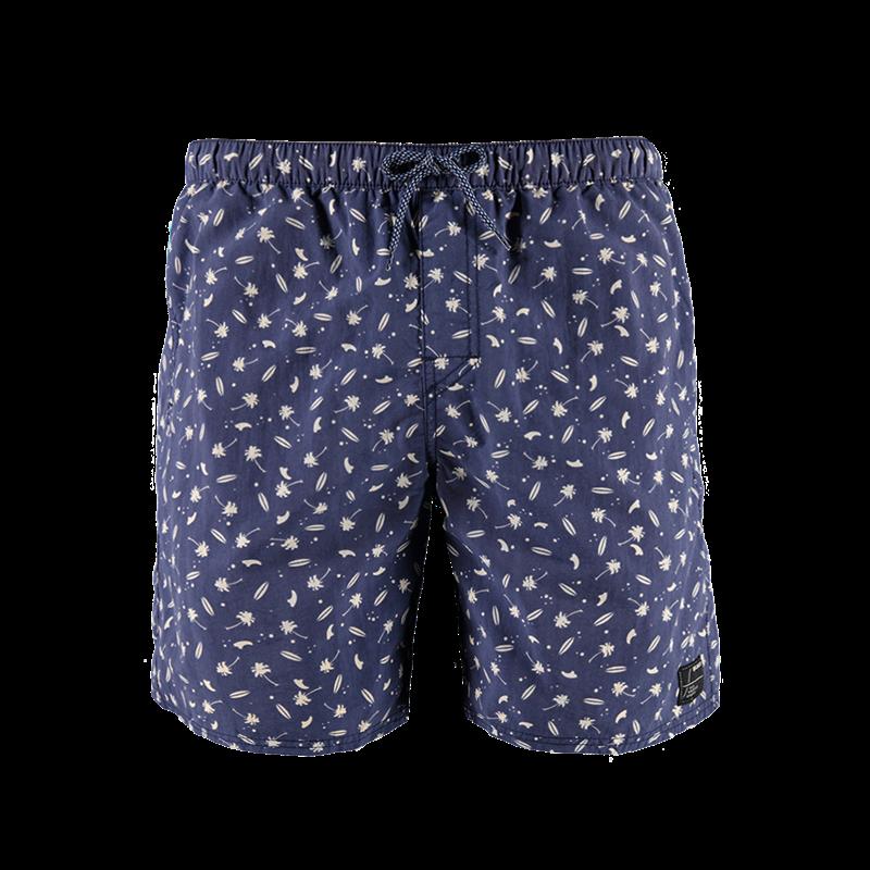 Brunotti Inshore Men Shorts (Blue) - MEN SWIMSHORTS - Brunotti online shop