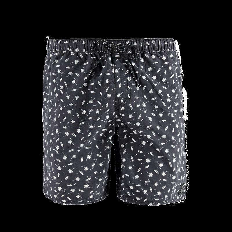 Brunotti Inshore Men Shorts (Black) - MEN SWIMSHORTS - Brunotti online shop