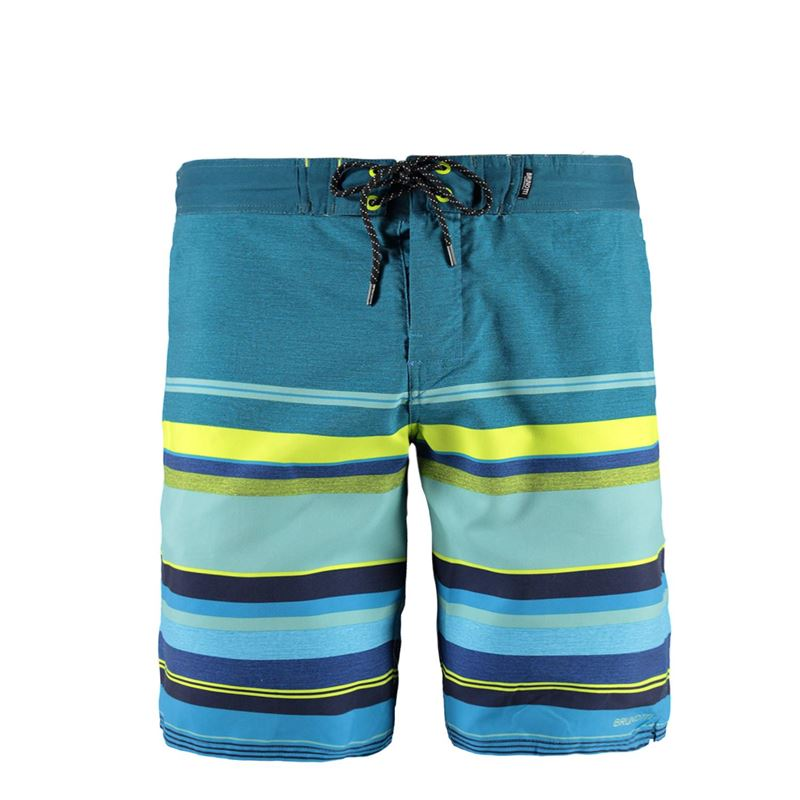 Brunotti Leeboard Men Shorts (Blue) - MEN SWIMSHORTS - Brunotti online shop