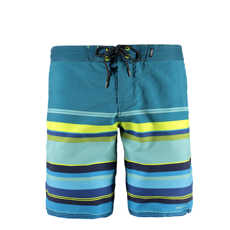 Brunotti Leeboard Men Shorts (Blue) - MEN SWIMSHORTS - Brunotti online shop