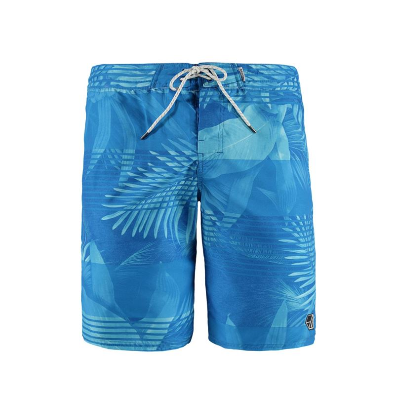 Brunotti Outflow Men Shorts (Blue) - MEN SWIMSHORTS - Brunotti online shop