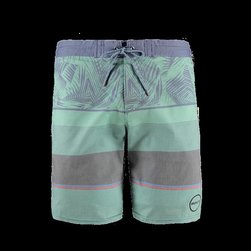 Brunotti Piper Men Shorts (Blauw) - HEREN ZWEMSHORTS - Brunotti online shop