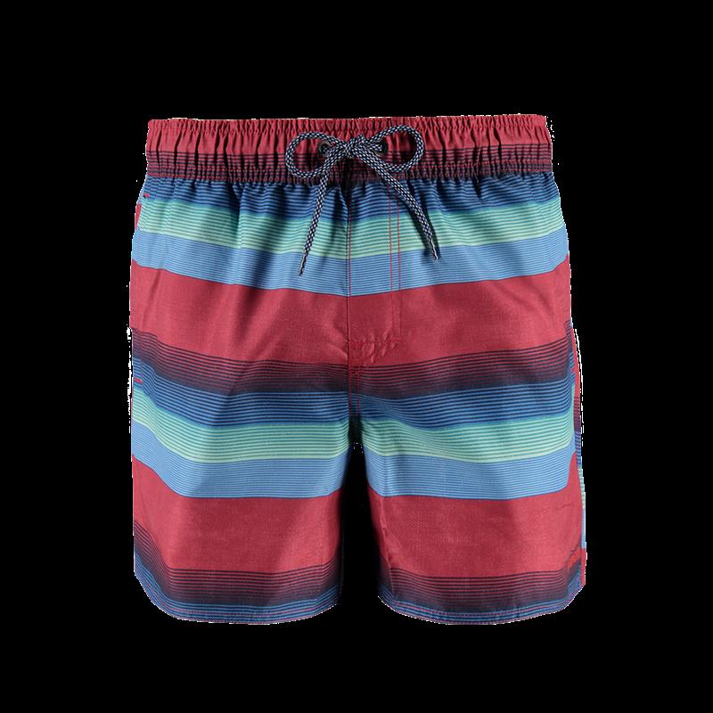 Brunotti Sunscreen Men Shorts (Red) - MEN SWIMSHORTS - Brunotti online shop