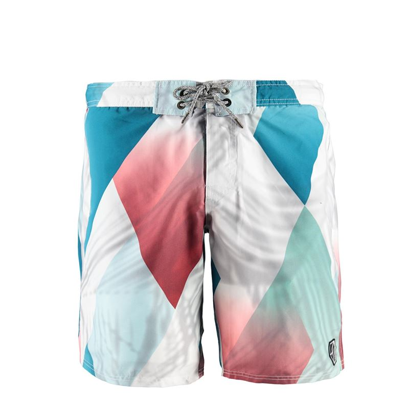 Brunotti Trooping  (blue) - men swimshorts - Brunotti online shop
