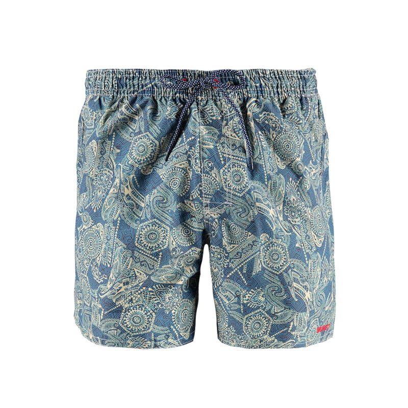 Brunotti Tropic  (red) - men swimshorts - Brunotti online shop