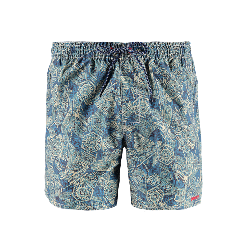 Brunotti Tropic Men Shorts (Red) - MEN SWIMSHORTS - Brunotti online shop