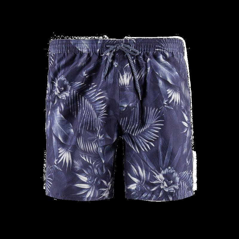 Brunotti Tropic Men Shorts (Blue) - MEN SWIMSHORTS - Brunotti online shop