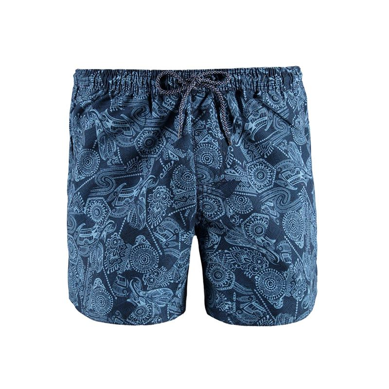 Brunotti Tropic Men Shorts (Blue) - MEN SWIMSHORTS - Brunotti online shop