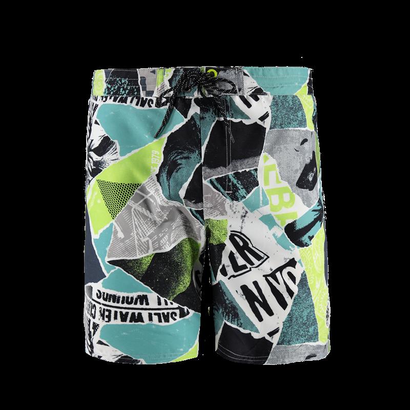 Brunotti Rebel Men Shorts (Blue) - MEN SWIMSHORTS - Brunotti online shop