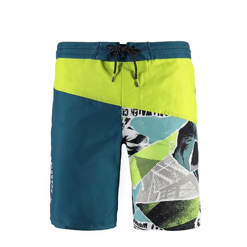 Brunotti Yacht  (blue) - men swimshorts - Brunotti online shop