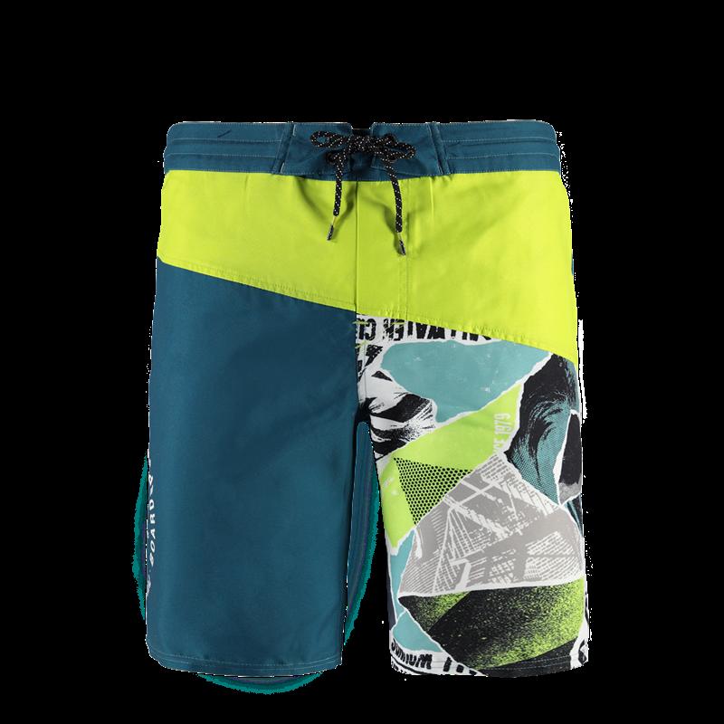 Brunotti Yacht Men Shorts (Blue) - MEN SWIMSHORTS - Brunotti online shop