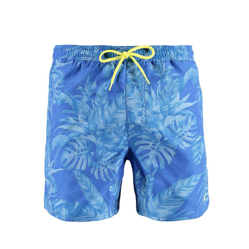 Brunotti Tropical Men Shorts (Blue) - MEN SWIMSHORTS - Brunotti online shop