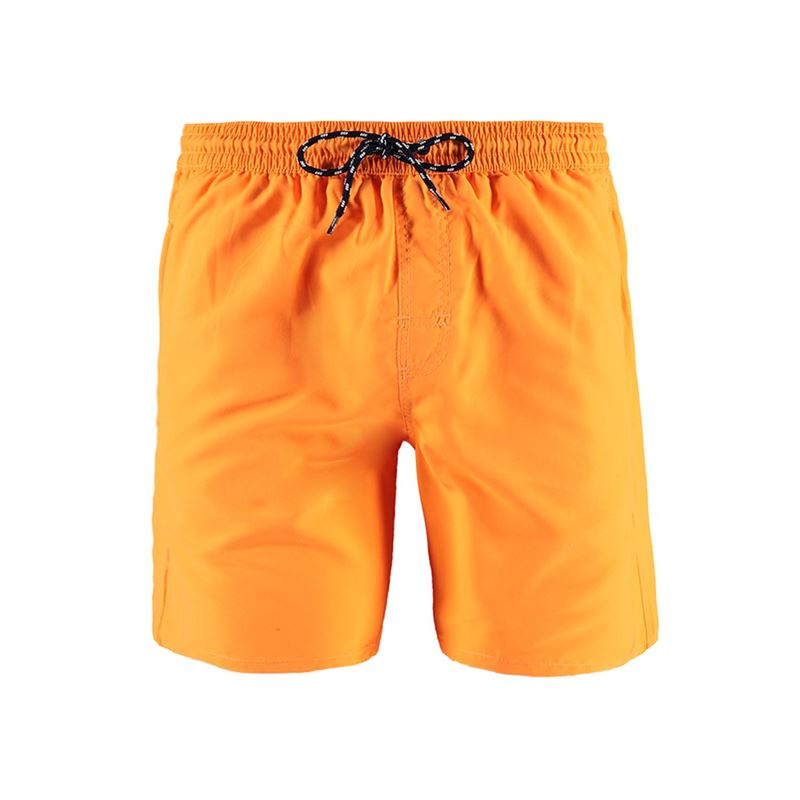 Brunotti Matrix  (orange) - men swimshorts - Brunotti online shop