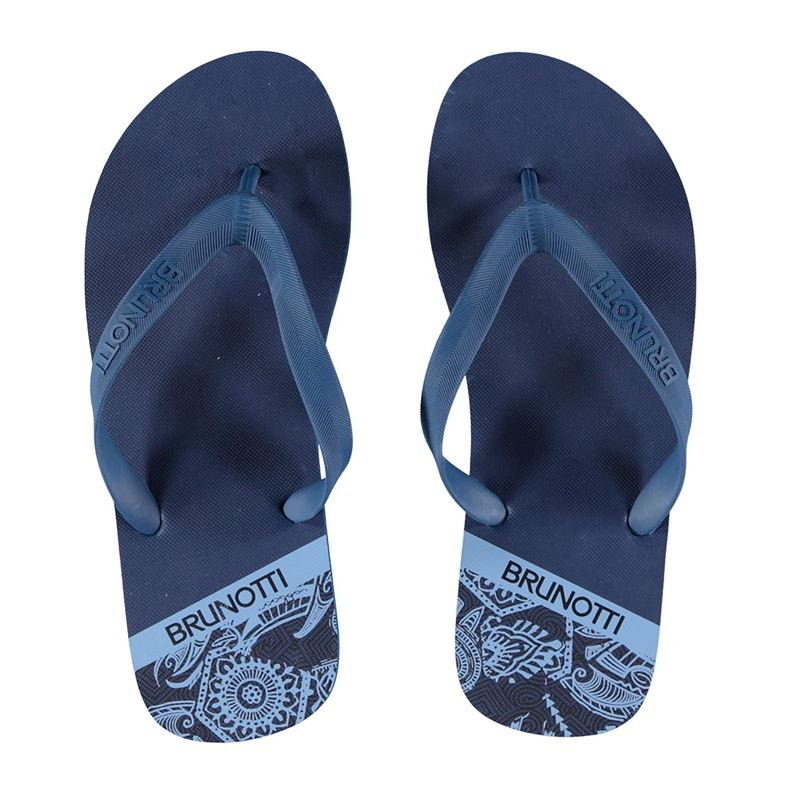 Brunotti Isle  (blue) - men flip flops - Brunotti online shop