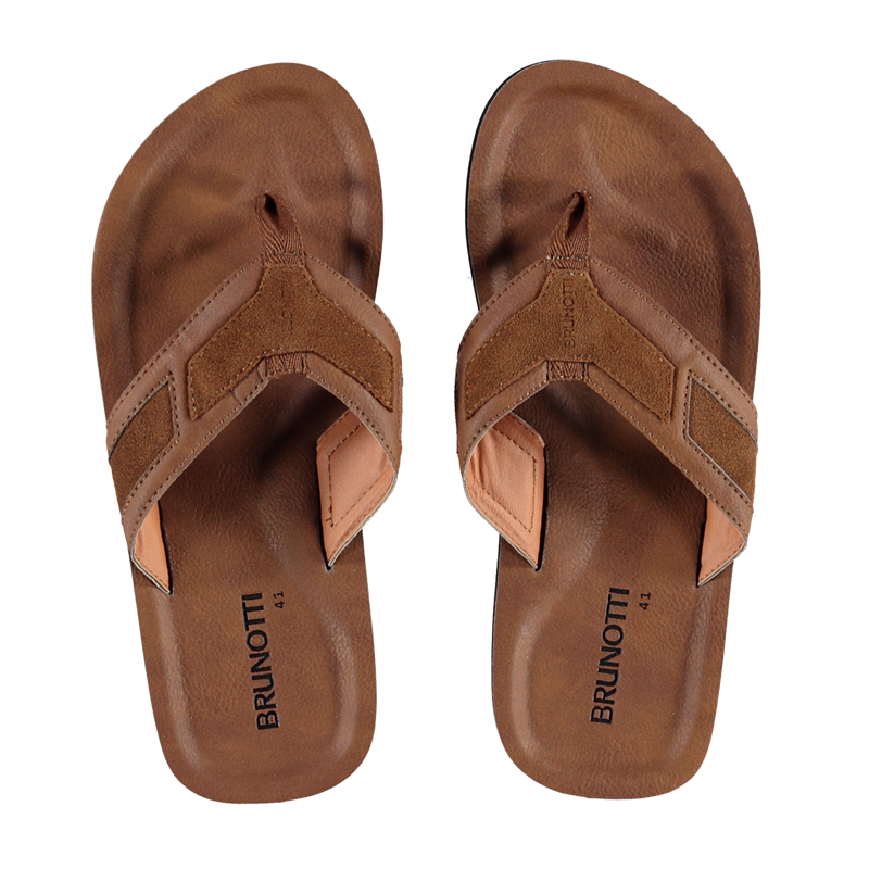 Brunotti Tide Men Slipper (Brown) - MEN SLIPPERS - Brunotti online shop