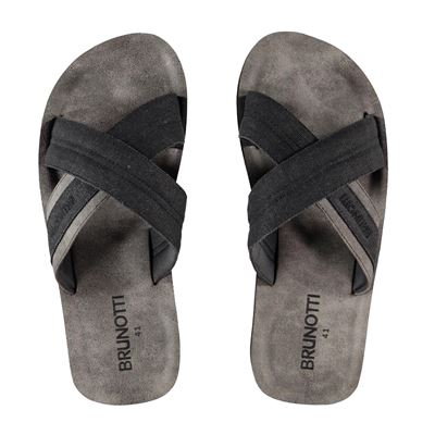 Brunotti Ebbet Men Slipper. Available in 41 (1711051011-099)