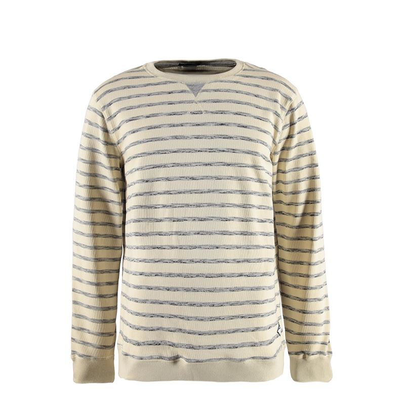 Brunotti Anchor  (white) - men jumpers & cardigans - Brunotti online shop