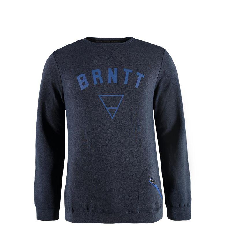 Brunotti Hipster Men Sweat (Blauw) - HEREN TRUIEN & VESTEN - Brunotti online shop