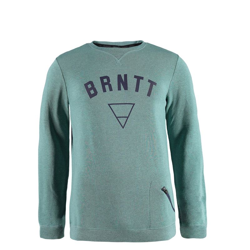 Brunotti Hipster Men Sweat (Blue) - MEN JUMPERS & CARDIGANS - Brunotti online shop