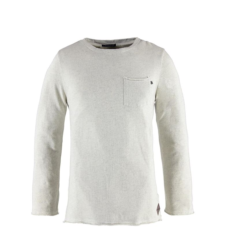 Brunotti Matthew  (grey) - men jumpers & cardigans - Brunotti online shop