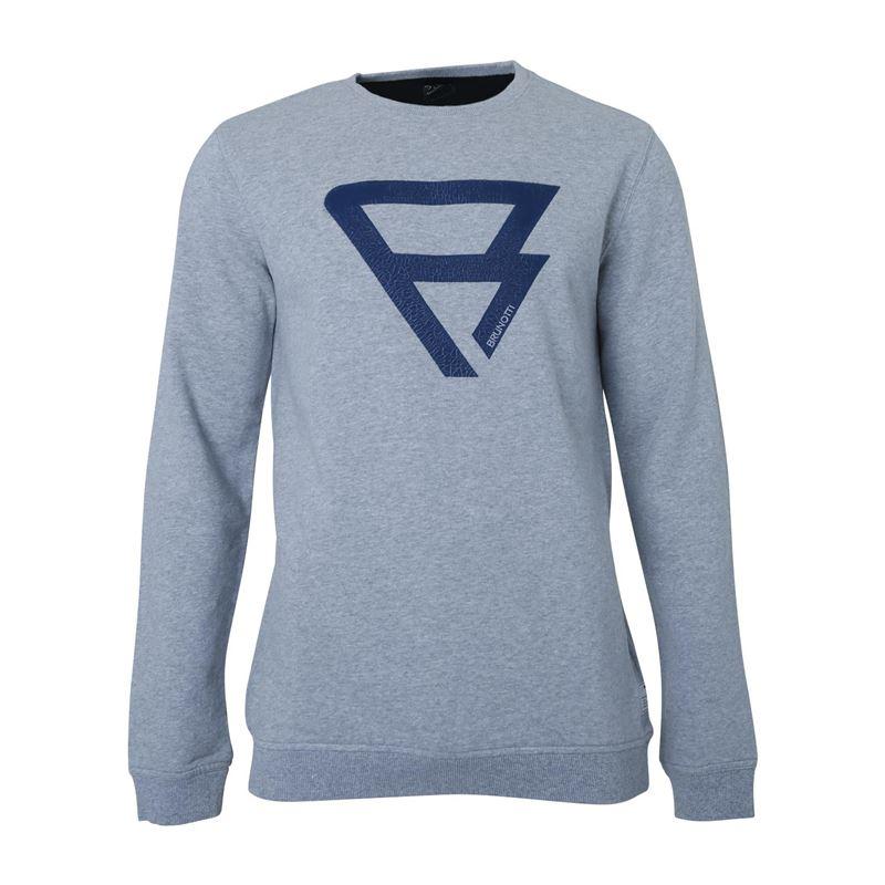 Brunotti Menthyl  (grau) - herren sweatshirts & sweatjacken - Brunotti online shop