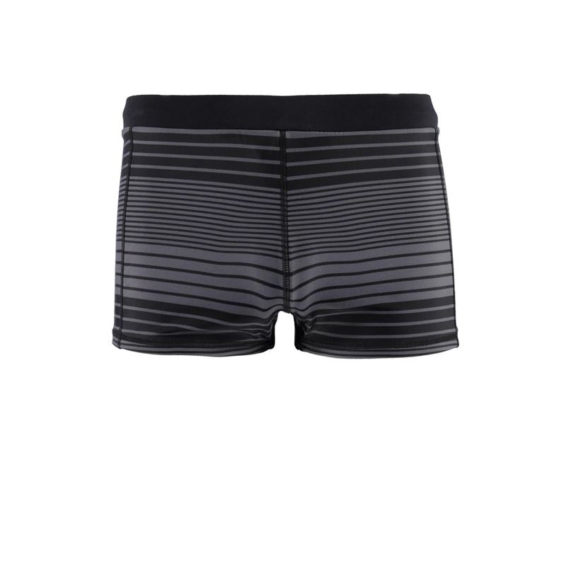 Brunotti Strike Men Swimshort (Zwart) - HEREN ZWEMSHORTS - Brunotti online shop