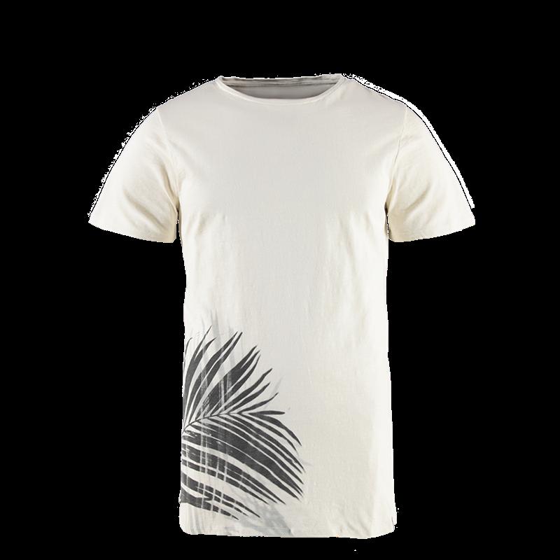 Brunotti Andie Men T-shirt (White) - MEN T-SHIRTS & POLOS - Brunotti online shop
