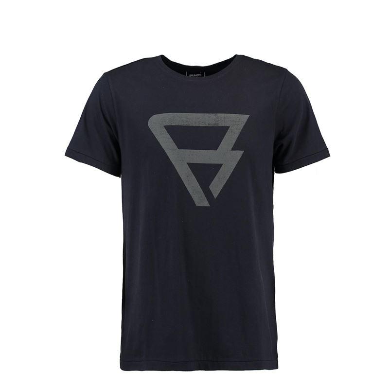 Brunotti Blaze Men T-shirt (Black) - MEN T-SHIRTS & POLOS - Brunotti online shop