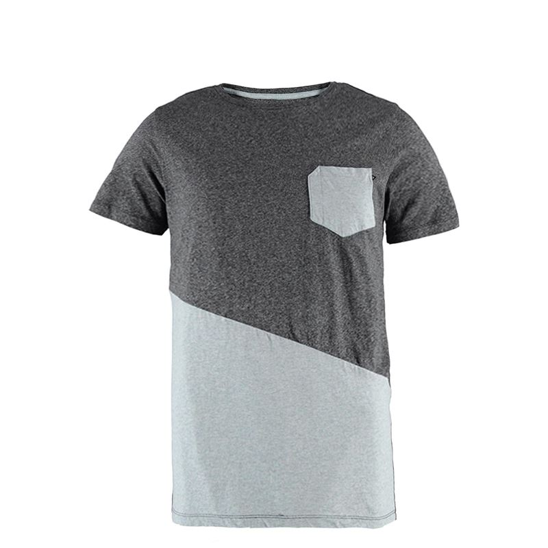 Brunotti Braxton Men T-shirt (Grey) - MEN T-SHIRTS & POLOS - Brunotti online shop
