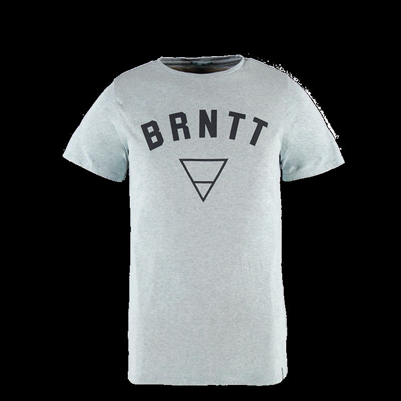 Brunotti Dillan Men T-shirt (Grey) - MEN T-SHIRTS & POLOS - Brunotti online shop