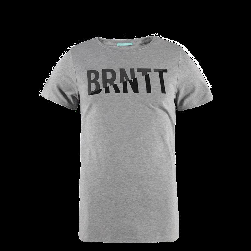 Brunotti Ease Men T-shirt (Grey) - MEN T-SHIRTS & POLOS - Brunotti online shop
