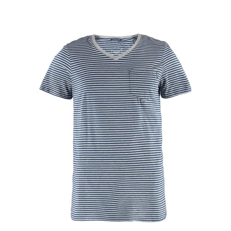 Brunotti Jay  (blue) - men t-shirts & polos - Brunotti online shop