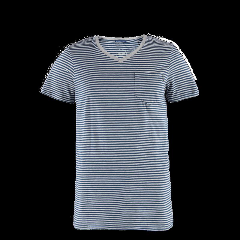 Brunotti Jay Men T-shirt (Blauw) - HEREN T-SHIRTS & POLO'S - Brunotti online shop