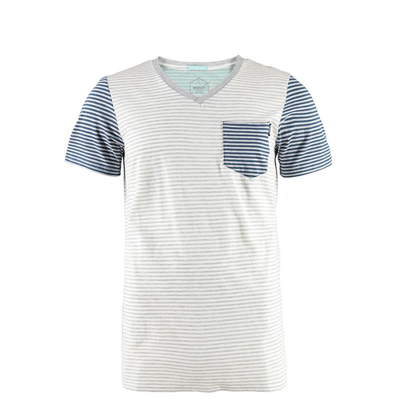 Brunotti Jay Men T-shirt (Grau) - HERREN T-SHIRTS & POLOS - Brunotti online shop
