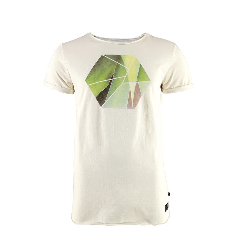 Brunotti Mod Men T-shirt (White) - MEN T-SHIRTS & POLOS - Brunotti online shop